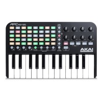 AKAI - APCKEY25 - Ableton Live Controller with Keyboard APC Key 25