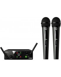 AKG - WMS40M2VUS45AC - SISTEMA VOCAL DOBLE WMS 40