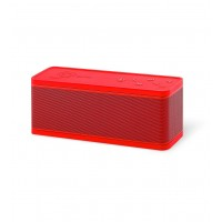 EDIFIER -  MP260RED - Mini Parlante Bluetooth Rojo