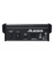 ALESIS - MULTIMIX4USB - Mezclador e Interfaz de Audio MultiMix 4 USB FX
