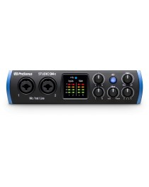PRESONUS - STUDIO24C - Interfaz de Audio STUDIO 24C