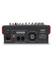 NOVIK - NVK800P - Power Mixer NVK 800P USB