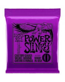 ERNIE BALL - 2220 - Set de cuerdas Power Slinky 11-48