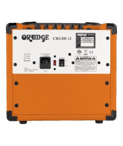 ORANGE - CR12 - Amplificador de guitarra CRUSH 12