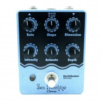 EARTHQUAKER - SEAMACHINE - Chorus SEA MACHINE V1