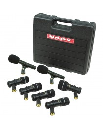 NADY - DMK7 - DMK7 Drum Mic Kit