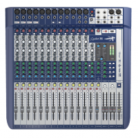 SOUNDCRAFT - SIGNATURE16EU - Signature 16